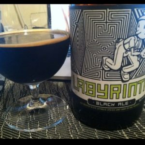 Uinta Brewing Labyrinth Black Ale