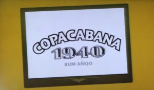 Copacabana 1940 Rum Añejo