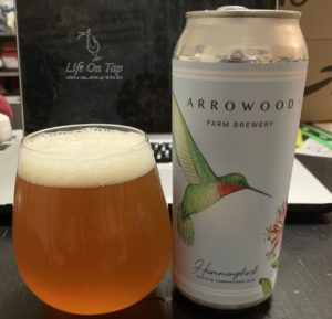 Life On Tap Episode #237: Arrowood Hummingbird