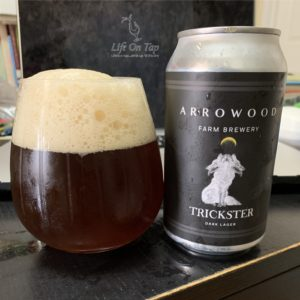 Life On Tap Episode #242: Arrowood Trickster