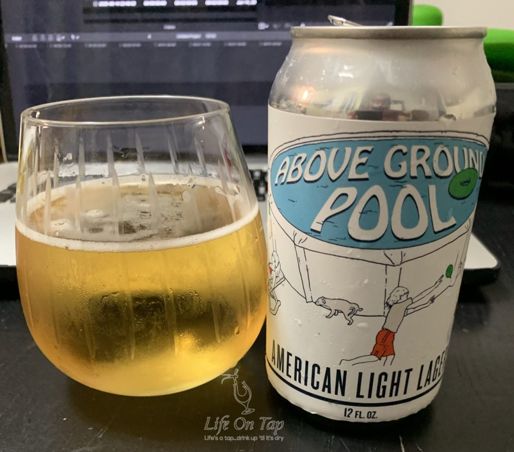 Life On Tap Episode #243: Above Ground Pool