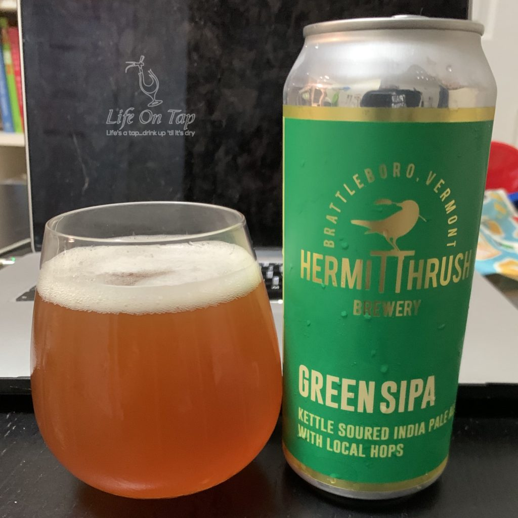 Life On Tap Episode # 250 - Green SIPA