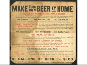 Malt extract advertisement - crazy!